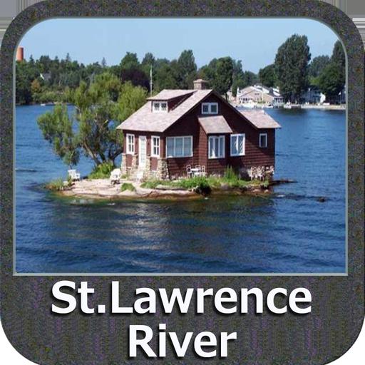 St Lawrence River GPS Map Navigator Lowrance-gps-software