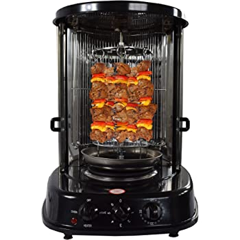 syntrox germany chef grill ro 2000w 21 l bss d nergrill. Black Bedroom Furniture Sets. Home Design Ideas
