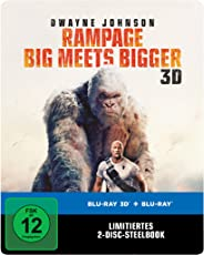Rampage: Big Meets Bigger 3D Steelbook (exklusiv bei Amazon.de) [3D Blu-ray] [Limited Edition]