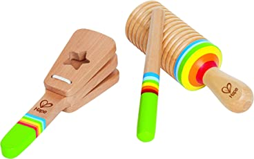 Hape-Wooden Rhythm Set