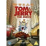 Tom & Jerry The Movie [DVD] [2021]