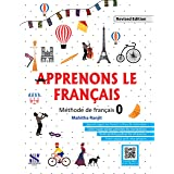 Apprenons Le Francais French Textbook 00: Educational Book