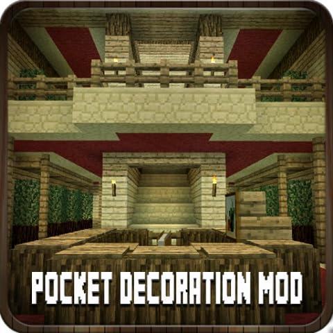Pocket Decoration Mod for PE