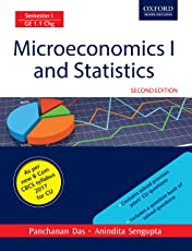 Microeconomics I and Statistics