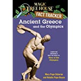 Magic Tree House Fact Tracker #10: Ancient Greece and the Olympics: A Nonfiction Companion to Magic Tree House #16: Hour of t