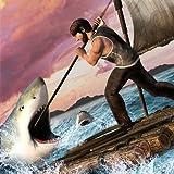 Raft Survival - Alone & Afraid