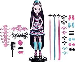 Monster High Saç Partisi Draculaura (Mattel Dvh36)