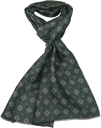 Lovarzi Men's Scarf - Made in Italy - Stylish Winter Scarves for Men