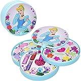 Disney - Set maquillaje Princesas Disney para niños y niñas, Pintauñas niñas Manicura juguete (77210)