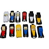 Vibgyor Vibes Collectible Pull Back Die cast Metal Vintage Cars with Openable Doors. Random Colours Will be Sent. Pack of 1 car