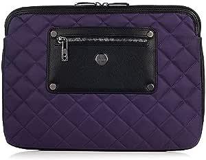"""Knomo Luxuriöser Universallaptop, Tablette, Notizbücher Hülse, Mappe, Umschlag, zweite Haut-Abdeckungs-Beutel (11"""", Lavendel)"""