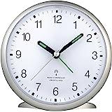 TFA Dostmann 60.1506 Radioklocka, 5.2 x 11 x 10.7 cm, Silver