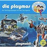 Die Playmos / Folge 59 / Auf Verfolgungsjagd mit den Top Agents