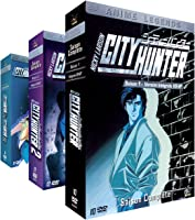 Intégrale city hunter - nicky larson