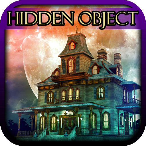 Hidden Object - Haunted House 2 (Verschiedene Namen Für Halloween)