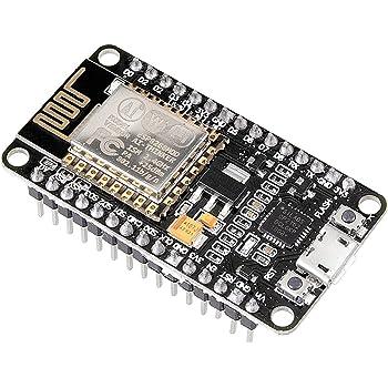 tinxi® NodeMCU Lua WIFI Development Board Internet Basé sur ESP8266 ESP-12E CP2102