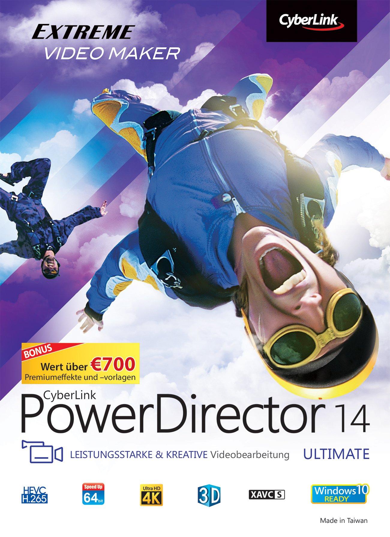 PowerDirector 14 - Ultimate [Download]