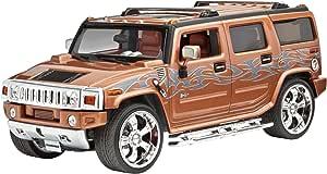 Revell - 67186 - Maquette - Model Set Hummer H2: Amazon.fr