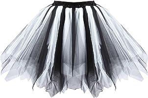 Honeystore Damen's Tutu Unterkleid Rock Abschlussball Abend Gelegenheit Zubehör