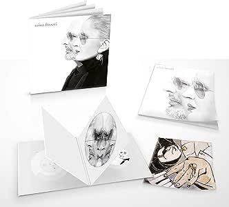 "Mina Fossati (Deluxe Special Book 7"" + Picture Disc + Cd + Booklet + Disegno)"