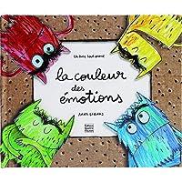 Livres La couleur des émotions - Un livre tout animé PDF