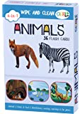 Kyds Play - Animals - Wipe & Clean Activity Flash Cards