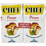Chef Panna ai Funghi 2 x 125ml