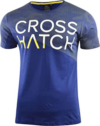 Crosshatch Men's Kamplybrite T-Shirt