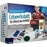 FRANZIS Der kleine Hacker: Die große Baubox Lötwerkstatt, Radio-Bausat: So lötest Du richtig!