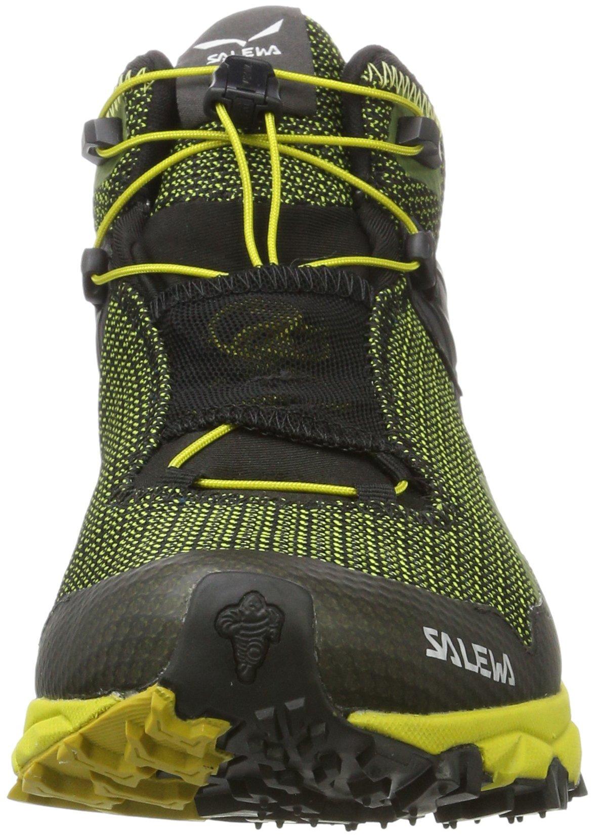 81HgNurmwBL - Salewa Men's Ms Ultra Flex Mid GTX High Rise Hiking Boots
