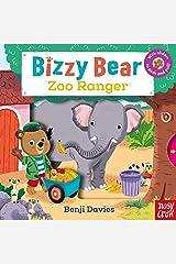 Bizzy Bear: Zoo Ranger Board book