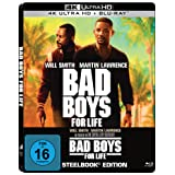 Bad Boys for Life - Steelbook - Exklusiv bei Amazon.de (+ Blu-ray) [4K Blu-ray]