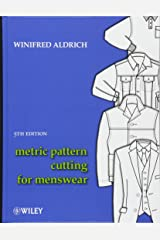 Metric Pattern Cutting for Menswear Hardcover