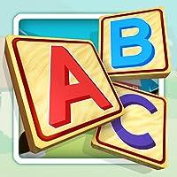 Buchstabenland-Mahjong gratis 2