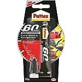Pattex 60sec. Universele lijm, alleslijm voor huishoudelijke reparaties, snel klevend in slechts 60 seconden, sterke lijm voo