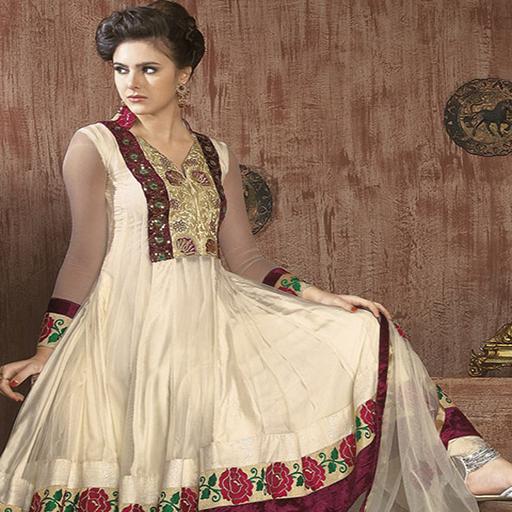 Umbrella Dress Designs For Indian Girls Vol 3 - Kameez Kurti