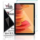 WTech 9H Hardness 0.2mm Thin 2.5D [Bubble Free]Anti-Fingerprint][Scratch Resistance] Premium Tempered HD Glass Screen Protect