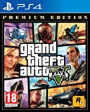 Grand Theft Auto V - Premium Edition - PlayStation 4 [Edizione EU]