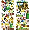 Mario sticker muursticker voor kinderen