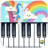Kawaii Rainbow Magic Tiles 3