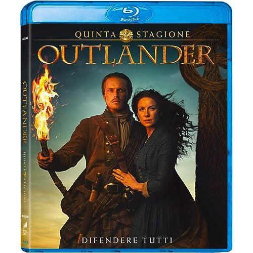 Outlander: Stagione 5 (Box Set) (4 Blu Ray)