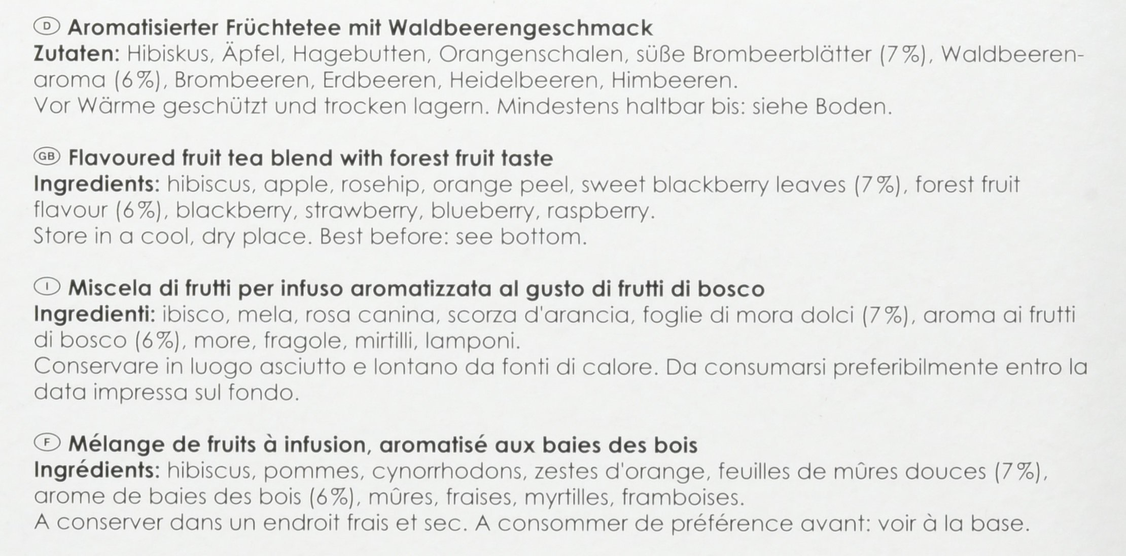 Teekanne-easy-Tea-Waldbeere-10-Stck-Teekapseln-fr-Nespresso-Kaffeemaschinen-6x-10er-Pack-6-x-35-g