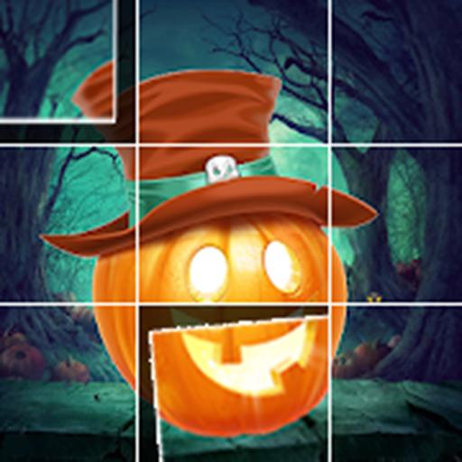 Bilderrätsel - Halloween Foto Puzzle