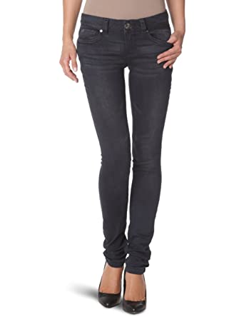 Tom tailor denim damen jeans niedriger bund