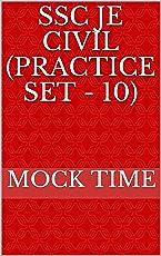 SSC JE Civil (Practice Set - 10)