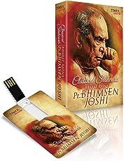 Music Card: Classical Stalwarts - Pt. Bhimsen Joshi - 320 kbps MP3 Audio (4 GB)