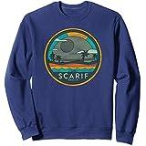 Star Wars Enjoy Scarif Beach Vacation Vintage Sweatshirt