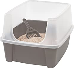 Iris Katzentoilette Cat Litter Box