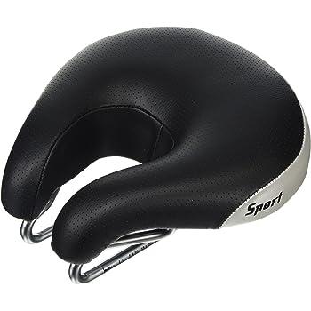 ISM Sport Sillín, Unisex, Negro
