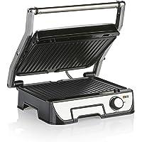Gril viande/panini Tristar GR-2849 – Plaques amovibles – Peut être utilisé comme gril de table